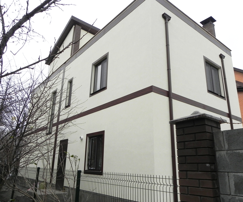 Жилой дом г.Киев (Русановские сады)