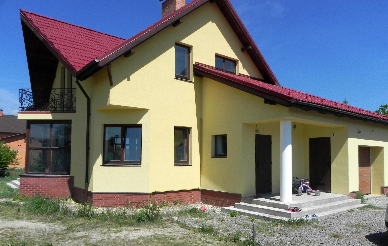 Жилой дом Вышгородский рн. (с.Старые петровцы)