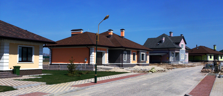Коттеджный городок «Грин Таун» г.Васильков