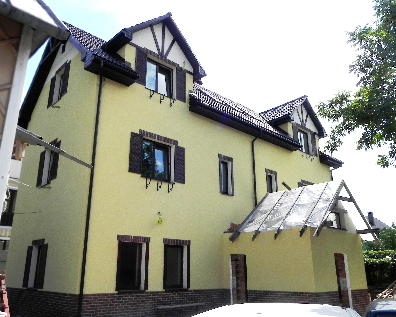 Жилой дом г.Киев (Осокорки)