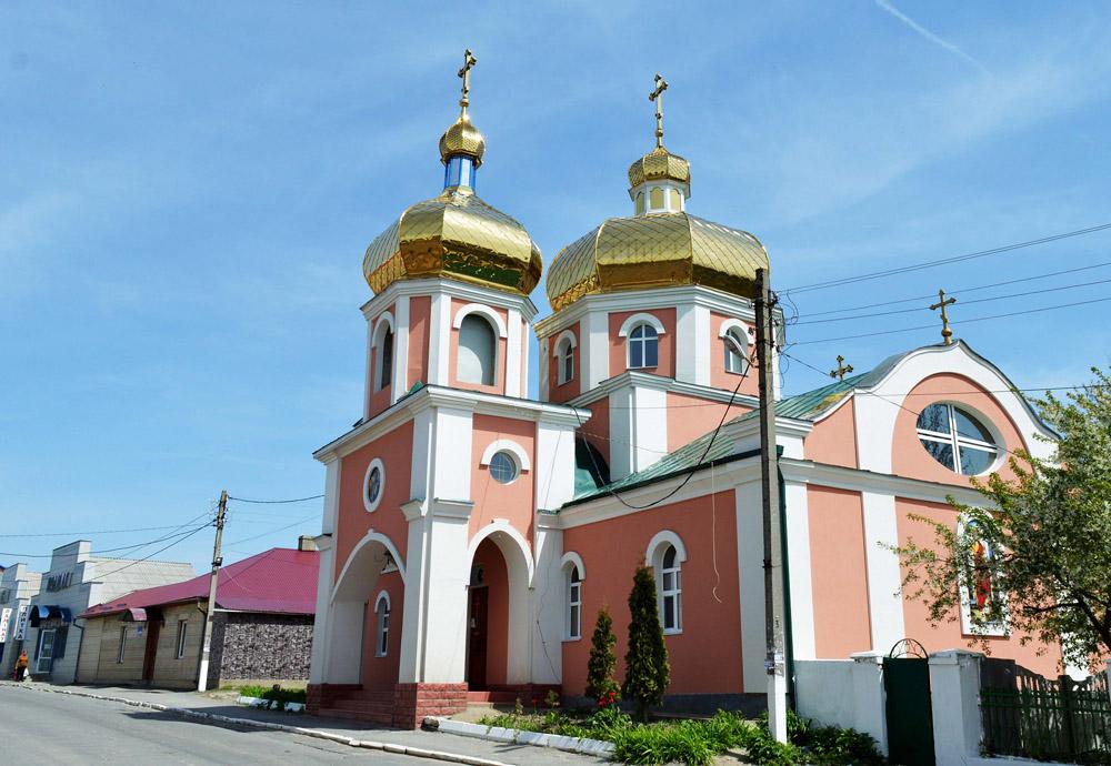 Утепление церкви, г. Шаргород